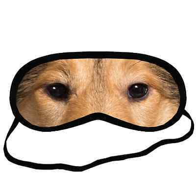 ROUGH COLLIE EYES SLEEP MASK S Size Gifts for Boy Girl Lassie Dog Lovers Stuff