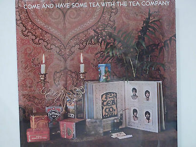 TEA COMPANY Come and have.. 1968 PSYCH WORLD in SOUND re SEALED LP