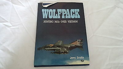 Vietnam US Wolfpack Hunting MiGs Over Vietnam Reference Book