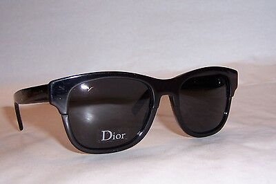 cea4888fe5ca New Dior Homme Black Tie 194 s L23-Y1 Black gray Sunglasses Authentic
