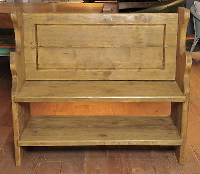 Handmade Vintage Style Pews/Hall Seat 'Made to Measure'
