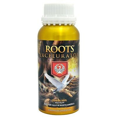 root excelurator 100ml FREE pippet house and garden