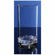 GET Enterprises inc Roc N Roll Styrene Acrylonitrile Clear Juice Glass, 5 Ounce