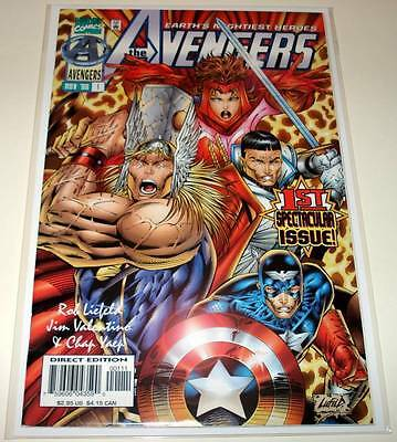 The AVENGERS (Vol.2) # 1   Marvel Comic   Nov 1996    VFN/NM