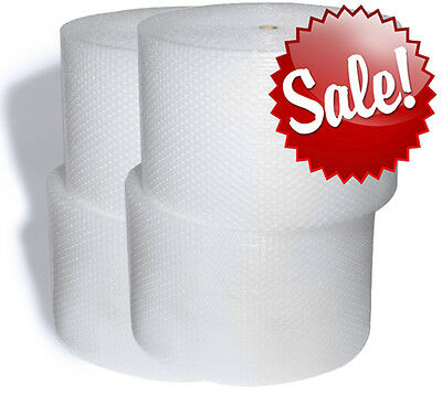"""3/16"""" x 1400' Ft Bubble Roll Small Bubbles 12"""" Wide (HIGH QUALITY) Cushion Wrap"""