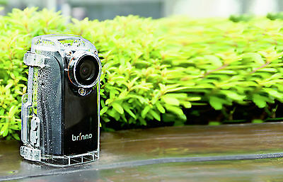 BRINNO TLC200PRO Time Lapse HDR Camera + ATH120 Outdoor Weather Housing