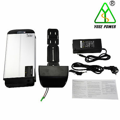 36v10.4ah e- bike lithium-ion rear battery  for Aldi, Mifa,Prophete,Rex+Charger