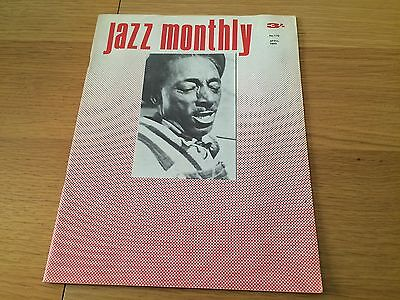 Jazz Monthly No.170 April 1969 Kenny Clarke-Francy Boland Big Band,le Roy Smith