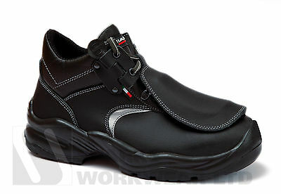 WOMENS LADIES GIASCO ROSE BLOOM S3 SAFETY SHOES TRAINERS NON METAL COMPOSITE CAP