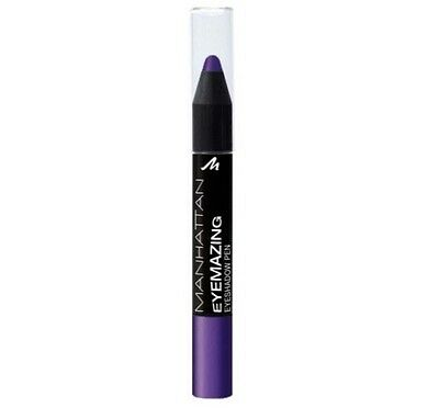 Manhattan EYEMAZING PURPLE 60 Eyeshadow Pen Crayon Eye Liner
