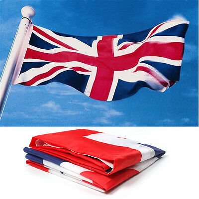 5 X 3FT New Union Jack Flag Large Great Britain British Sport Olympics Jubilee