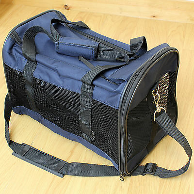 Small Folding Pet Carrier Cat/Kitten/Dog/Puppy/Rabbit Collapsible Travel Cage