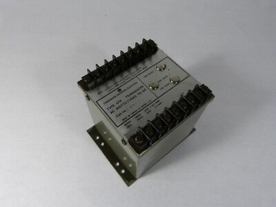 General Electric Type 4711 36001 Transducer 120V 5amp  USED