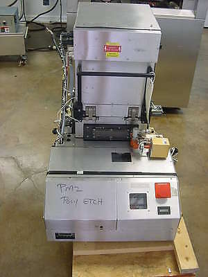 Lam Research Alliance 150MM Poly Etch Chamber