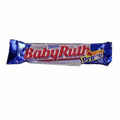 Awesome Baby Ruth American Chocolate Candy Bars  Nestle  American Sweets