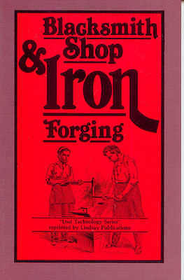 Blacksmith Shop & Iron Forging