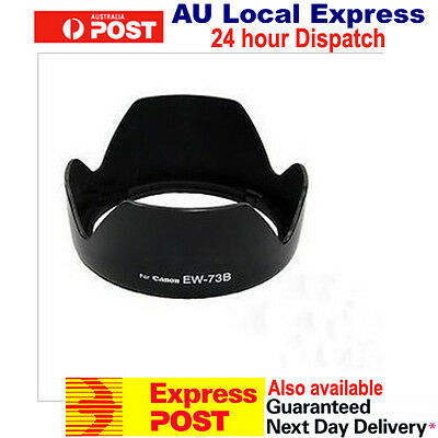 NEW EW-73B EW73B Camera lens hood for Canon EF 17-85 18-135 mm IS USM Filter 73B