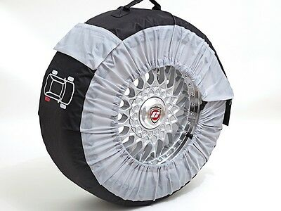 "Richbrook Spare Wheel Tyre Track Day Cover Bag Protector Large Size 19""-22"""