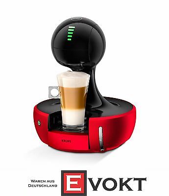 Krups Nescafe Dolce Gusto DROP KP3505 Capsule Coffee Machine Red GENUINE NEW