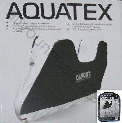Oxford Aquatex Cover With Top Box Outdoor & Indoor Motorbike Scooter Medium M