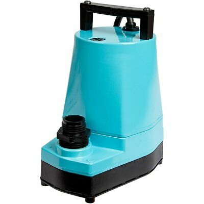 Little Giant 5-MSP - 20 GPM 1/6 HP Submersible Utility Pump