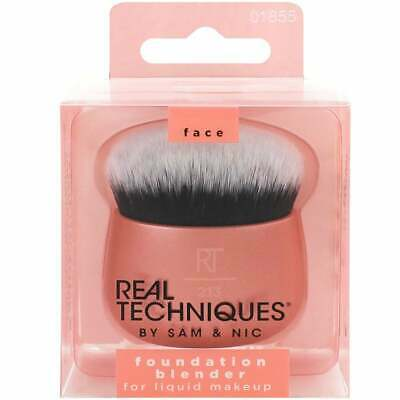 12-Brush Set Real Techniques Core Collection Eyes Starter Travel Essentials 2018