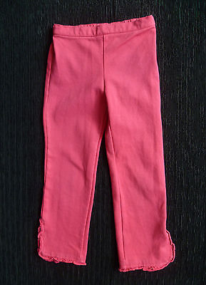 Girls clothes 5 years 115cm GAP stretch skinny trousers pink 2nd item post-free!