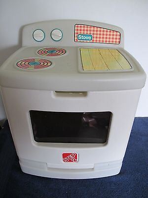 Step 2 Stove Toy Pretend Play