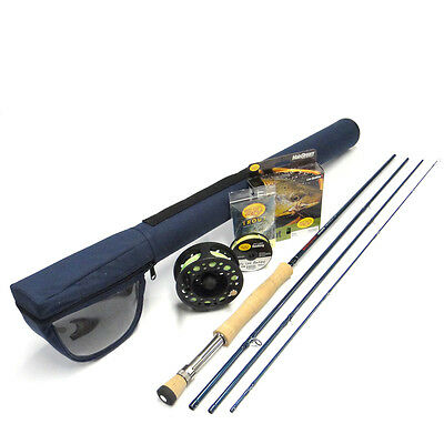 Redington Crosswater 890-4 Fly Rod Outfit FREE SHIPPING IN THE US