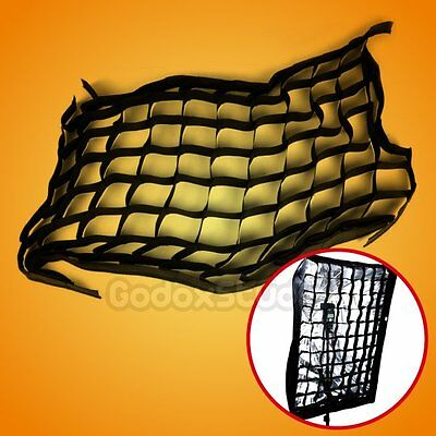 [UK] 60x90cm Photo Studio Honeycomb Grid for Strobe Flash Umbrella Softbox