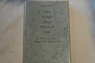 WW1 British RN The Kings Ships Were at Sea Reference Book