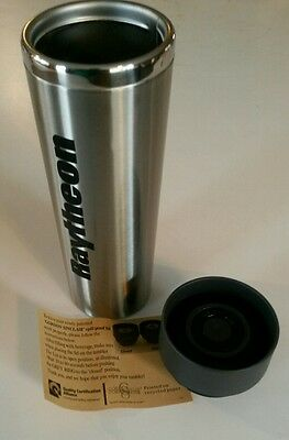 New travel mug Tea Coffee Water cup bottle stainless steel 16oz Thermo cup