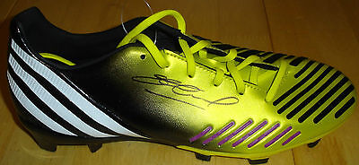 Steven Gerrard Liverpool Autograph Personally Signed Football Boot Soccer