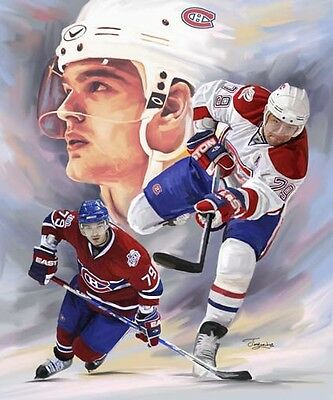 giclee print on canvas poster painting for autograph  B-0214 Sting
