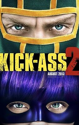 Kick- Ass2  Style Advance Original Movie Poster Double Sided 27x40