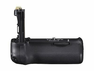 Genuine Canon BG-E14 Battery Grip for EOS 70D, LP-E6, LP-E6N, ACK-E6 UK STOCK!!