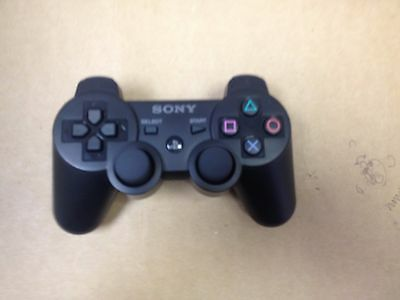 Official Sony PS3 Controller Dualshock 3 Bluetooth Wireless SIXAXIS GamePad