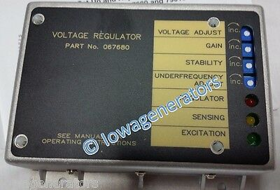 Generac 0676800SRV Voltage Regulator