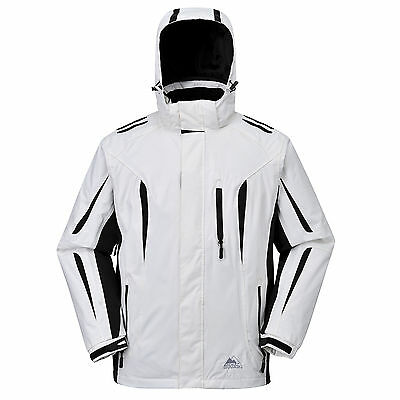 Cox Swain Herren Ski Funktionsjacke Elevation Recco 10.000 mm Wassersäul