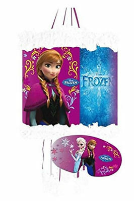 Frozen Pinata - Official Branded - Pull Sting Mask Loot/Party Game Fillers Toy