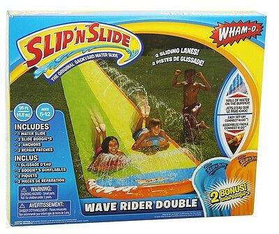 NEW Slip N Slide Wave Rider Double from Mr Toys