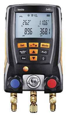 TESTO 0560 0550 Digital Manifold Gauge,2 Valves