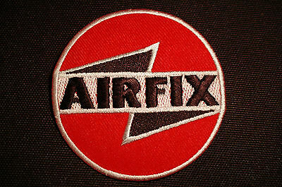 AIRFIX - Iron/Sew On Patch - Classic 60s Roundal  - No403