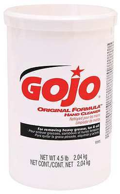 Gojo 4.5 lb. Unscented Hand Cleaner, 1111-06
