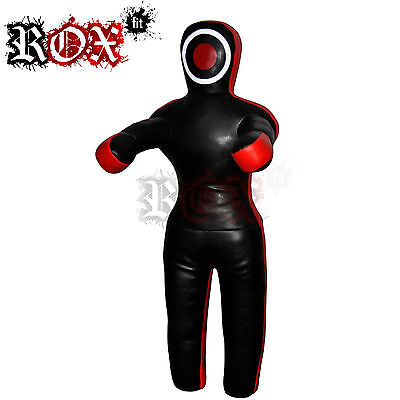 ROX Fit Boxing Grappling Dummy Punch Bags Throwing BJJ Gi MMA Dummy Kick Boxing