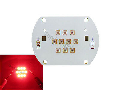 Epileds 42MIL 30W  / 60W Deep Red 660NM / Red 620NM Led Module Light Lamp