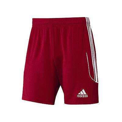 Adidas Squadra 13 Football Short Red/White