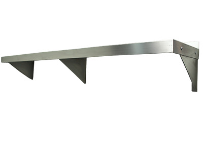 """ACE SUPER SALE £39.99 NEW 150cm or 1.5m or 59"""" STAINLESS STEEL WALL SHELF"""