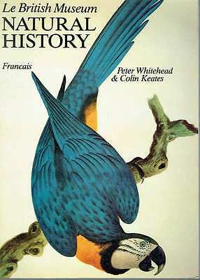 Natural History. Le British Museum. Peter Whitehead y Colin Keates.
