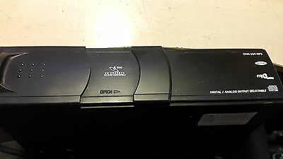 Rover Mg Freelander Analoguel 6 Disc Changer With Mp3 Wma Chm604Mp3 Xqe000960